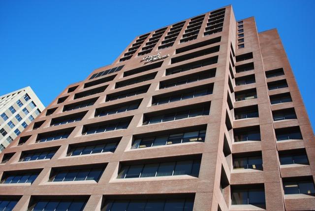Park Plaza Apartment Building